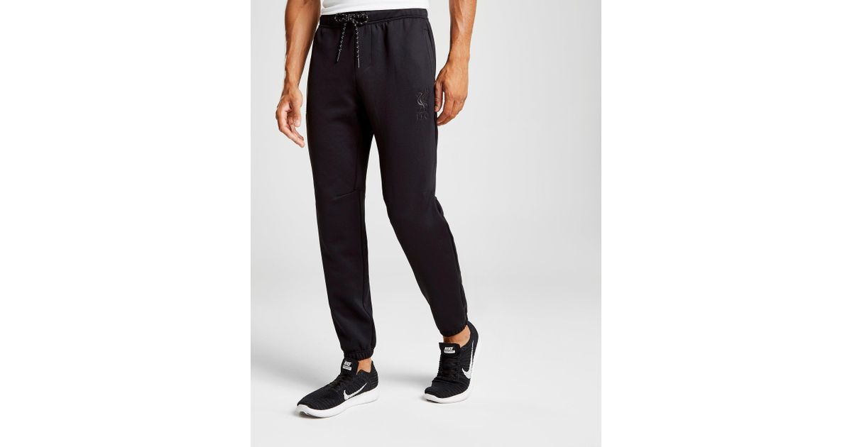 a0f0974cfc211 New Balance Liverpool Fc 247 Pants in Black for Men - Lyst