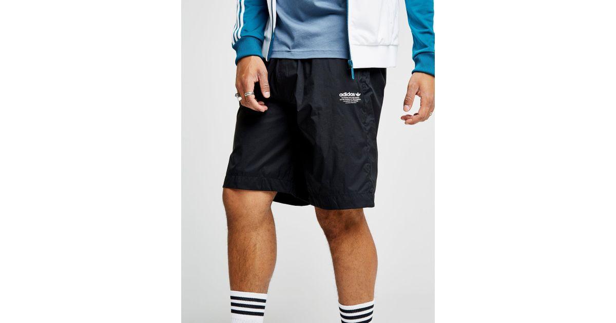 Adidas For Black Shorts Nmd Originals Woven Men D9EWH2IY