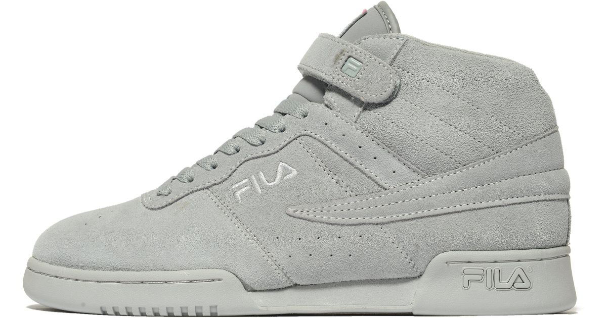 Fila Suede F13 Lux in Grey (Gray) for