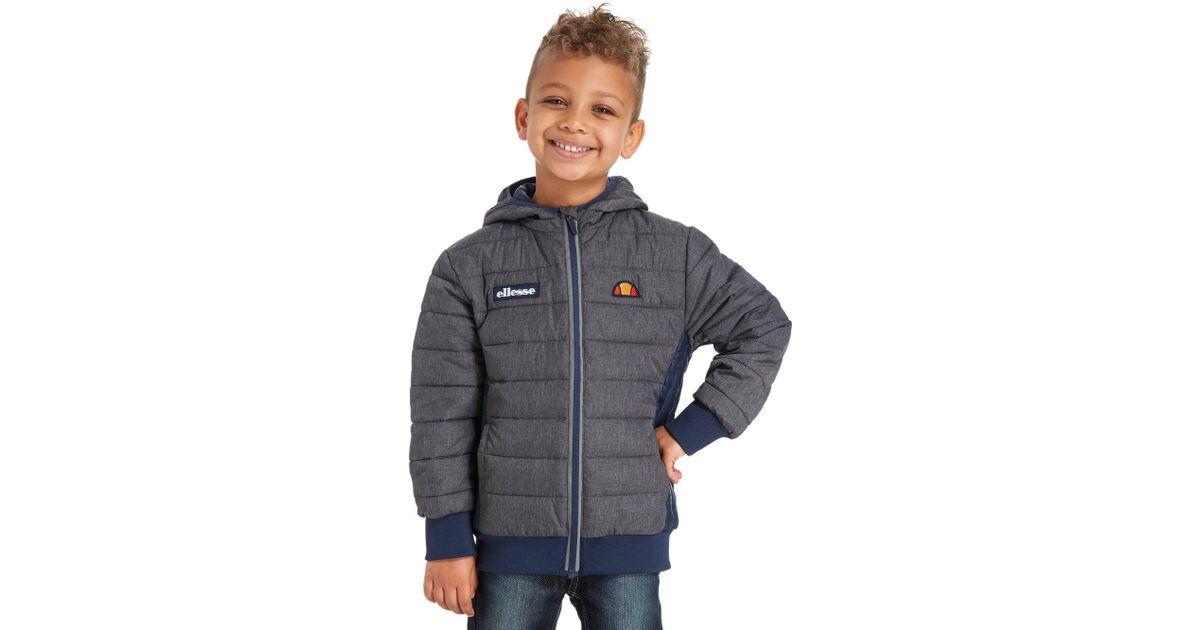 d6dce3a5 Ellesse Gray Mustri Jacket Children for men