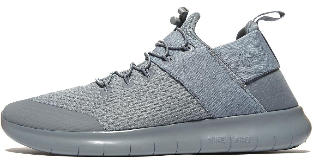 watch 2307b 85b27 Nike Gray Free Run Commuter 2 for men
