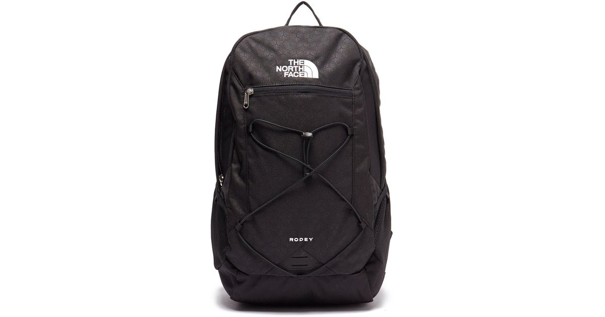 a3199fd4a The North Face Black Rodey Backpack for men