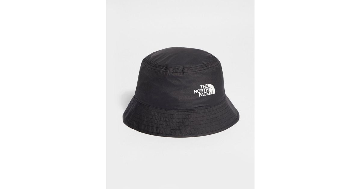 715b3af66a135a The North Face Sun Stash Bucket Hat in Black - Lyst