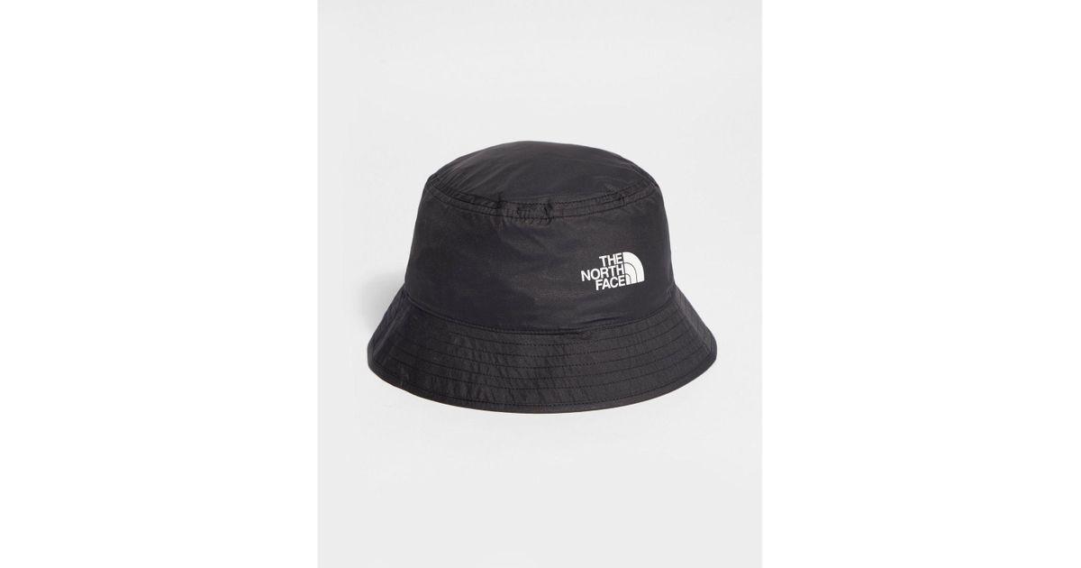 37f7f253b The North Face Black Sun Stash Bucket Hat