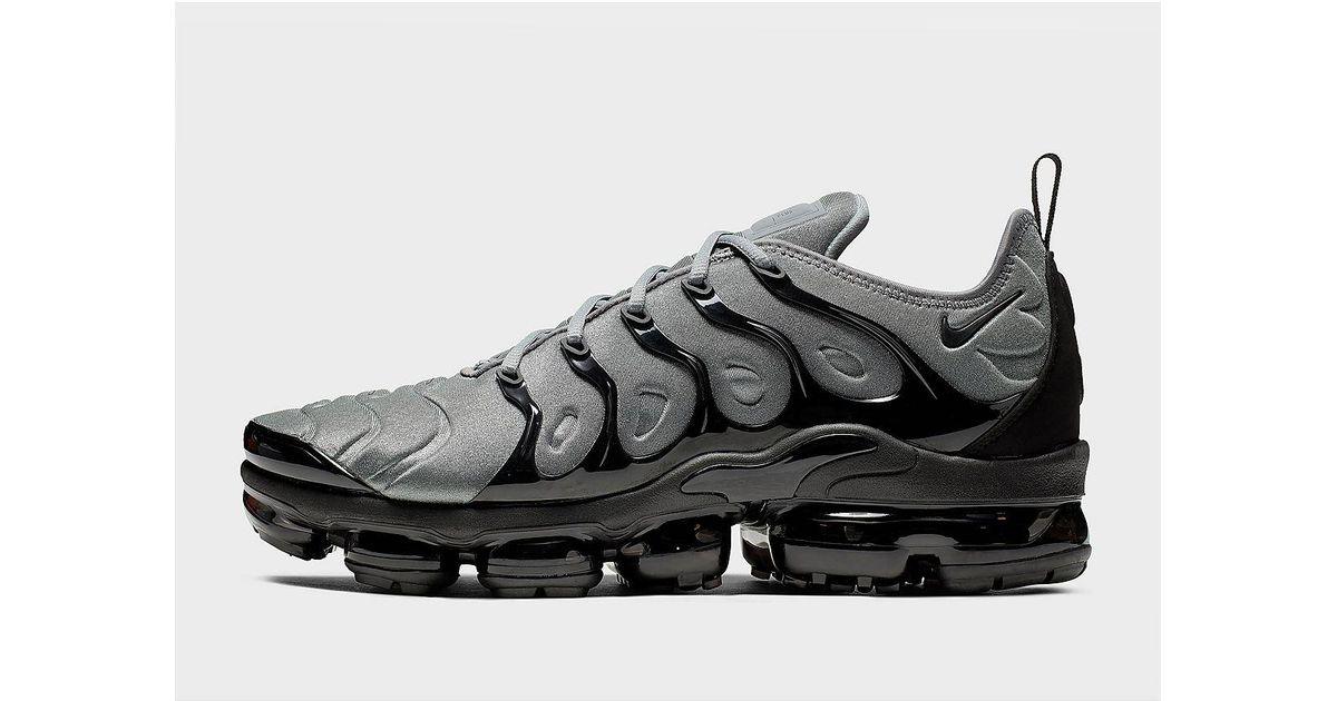 Chaussure Air VaporMax Plus Nike pour homme en coloris Noir - Lyst