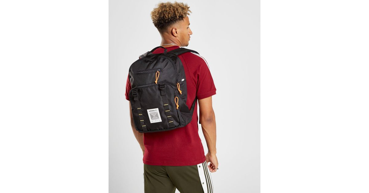 cd637085d5 adidas Atric Backpack Small in Black for Men - Lyst