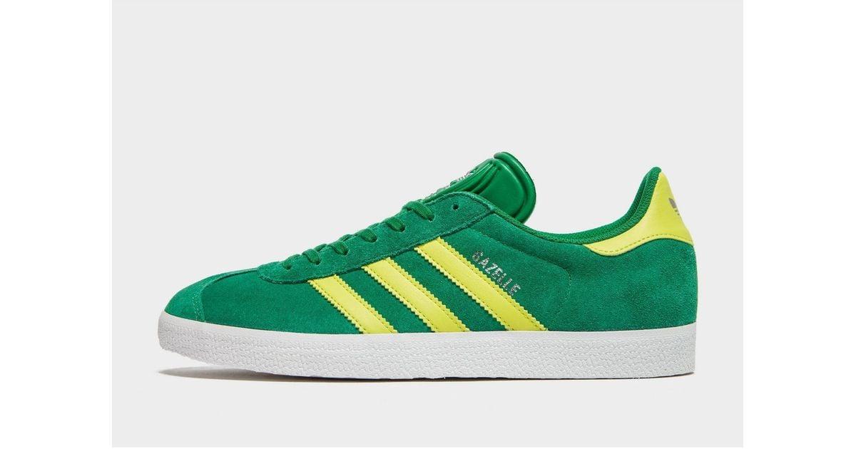 Adidas Originals Green Gazelle for men