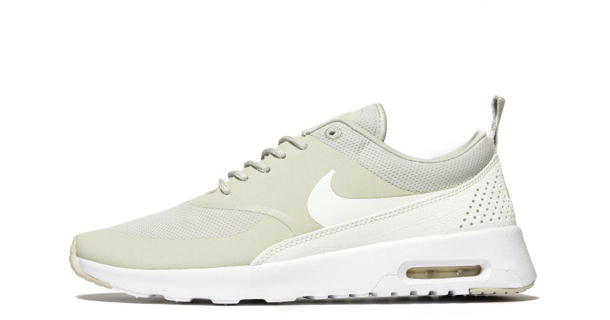 Nike White Air Max Thea