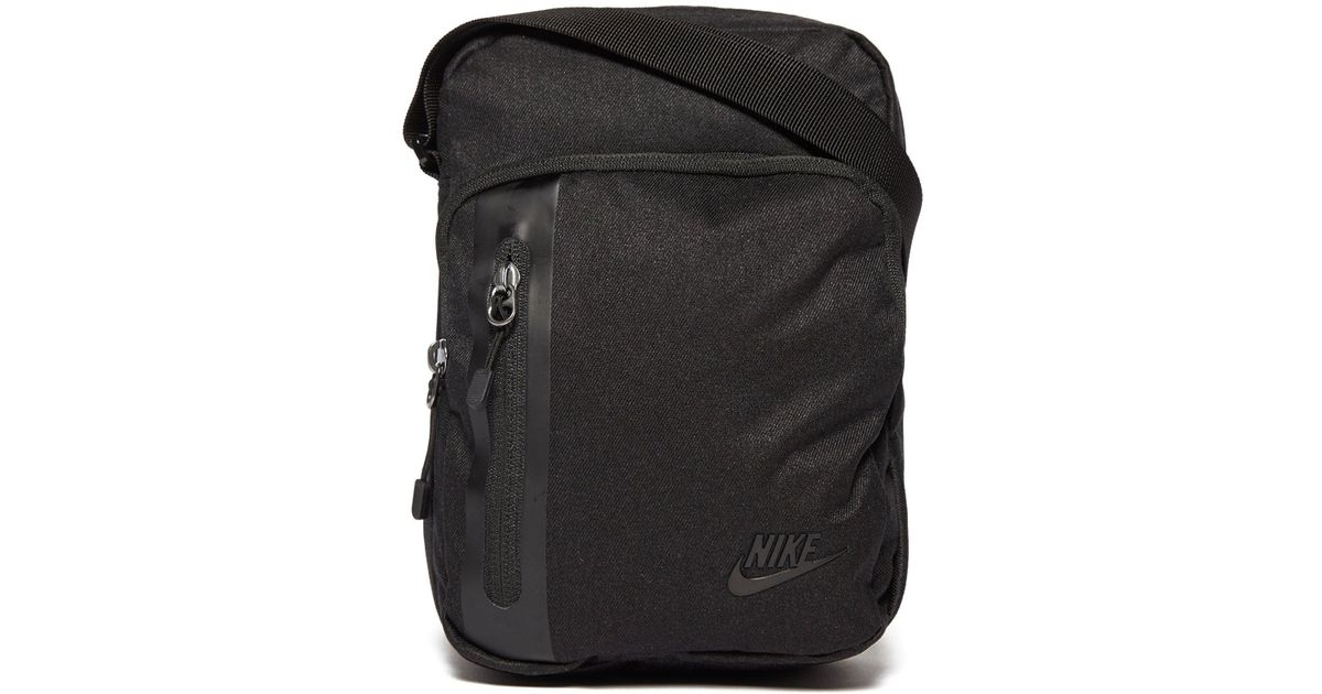 562c227b39 Lyst - Nike Core Small Crossbody Bag in Black for Men - Save 4%