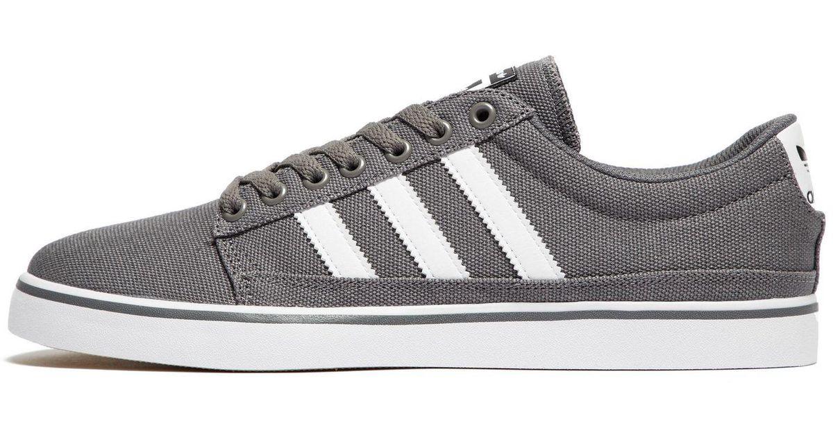 huge sale 9c857 7ab09 Adidas Originals Gray Rayado Lo for men