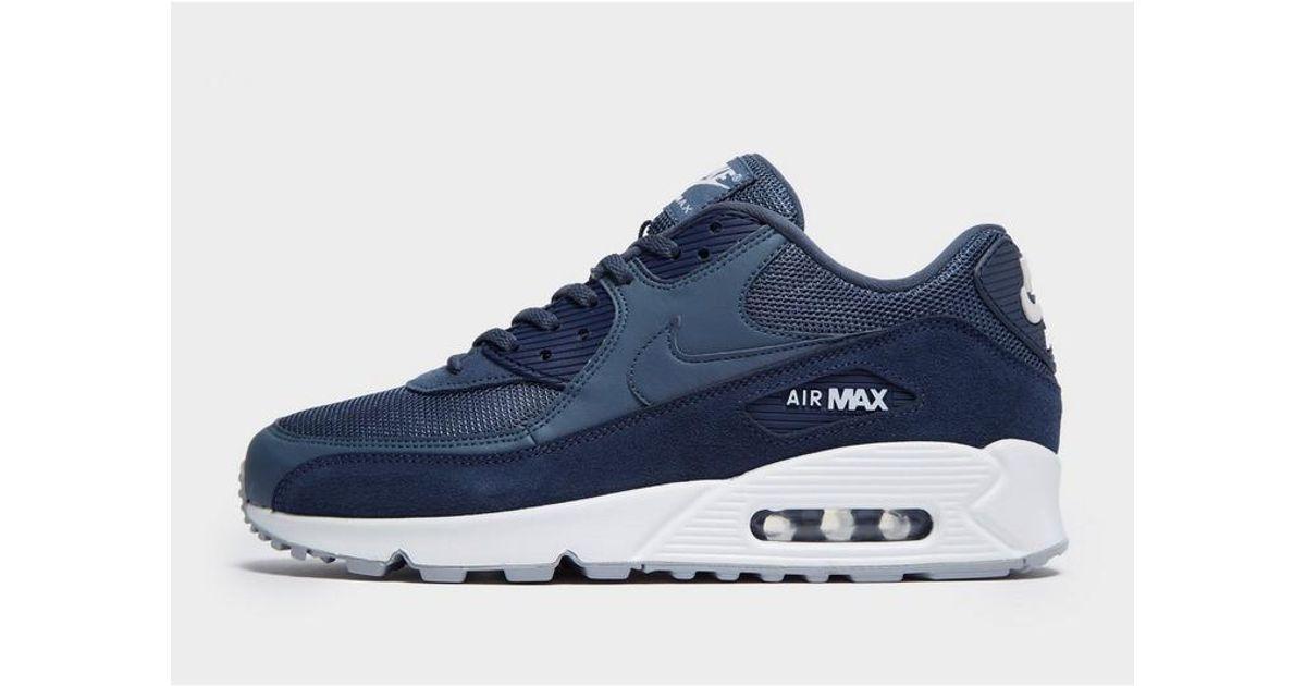 Nike Blue Air Max 90 Essential for men