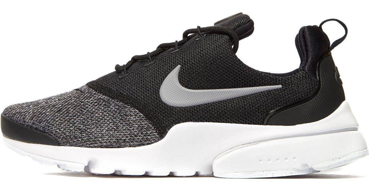 Nike - Black Air Presto Fly Se - Lyst