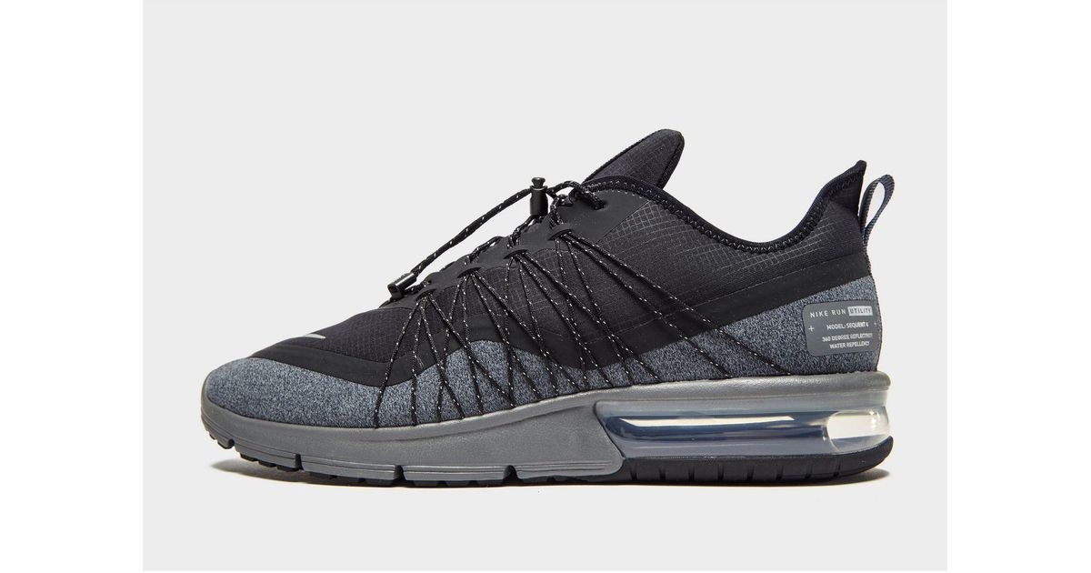 Nike Rubber Air Max Sequent 4 Utility