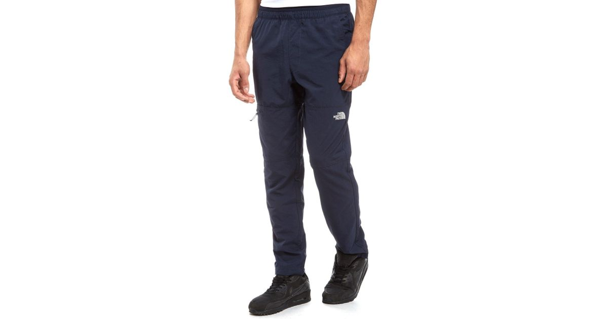 latest fashion sale various colors The North Face Blue Z-pocket Cargo Trousers for men