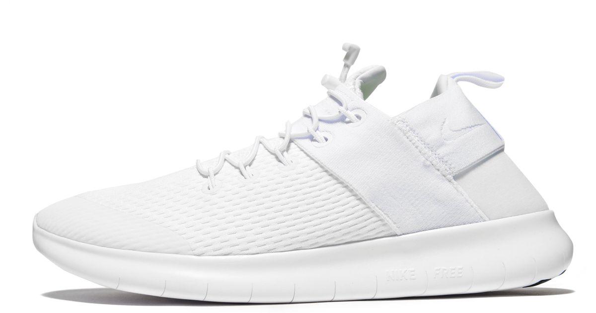 5d1439d980fc6 Nike Free Run Commuter 2 in White for Men - Lyst