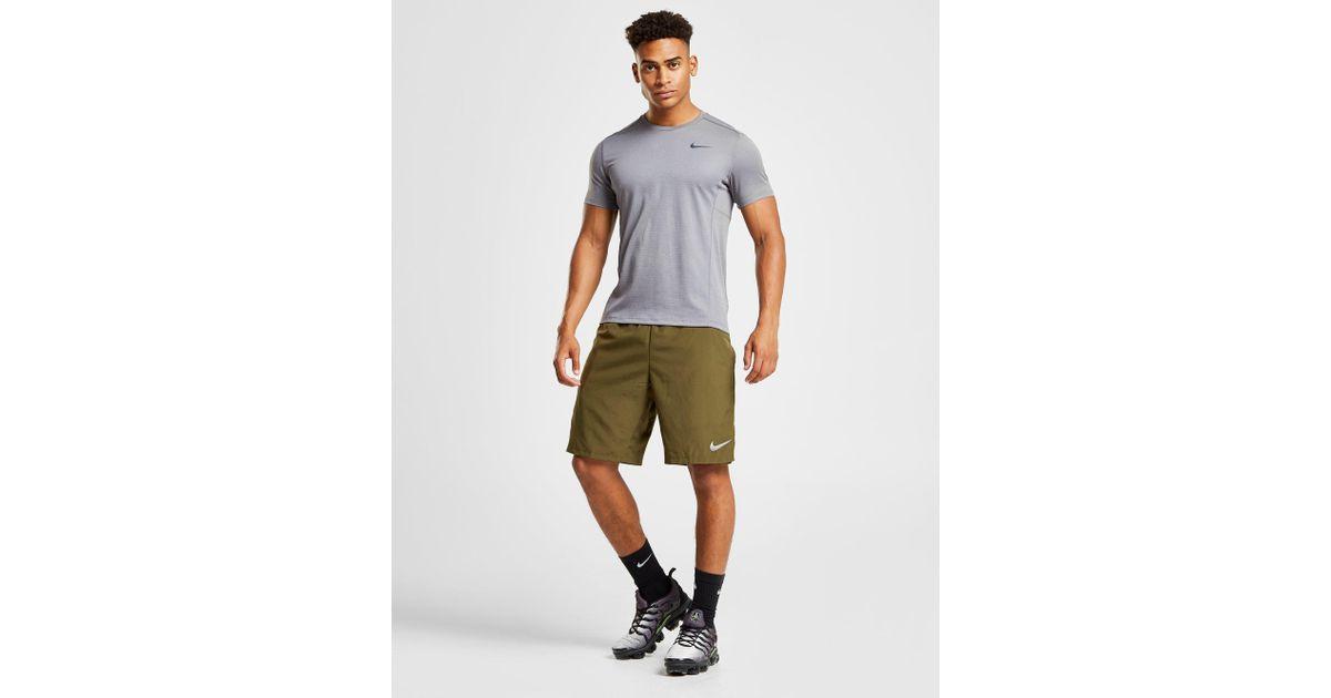 nike 9 challenger shorts