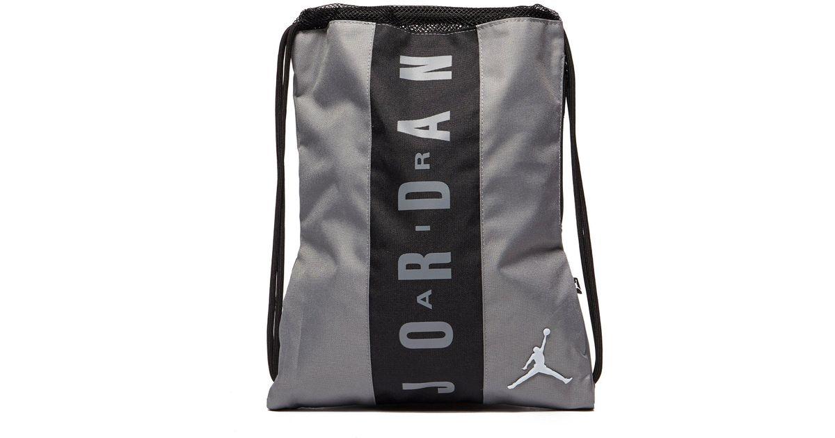 Lyst - Nike Daybreaker Gymsack in Gray for Men ca3e085df8b5b