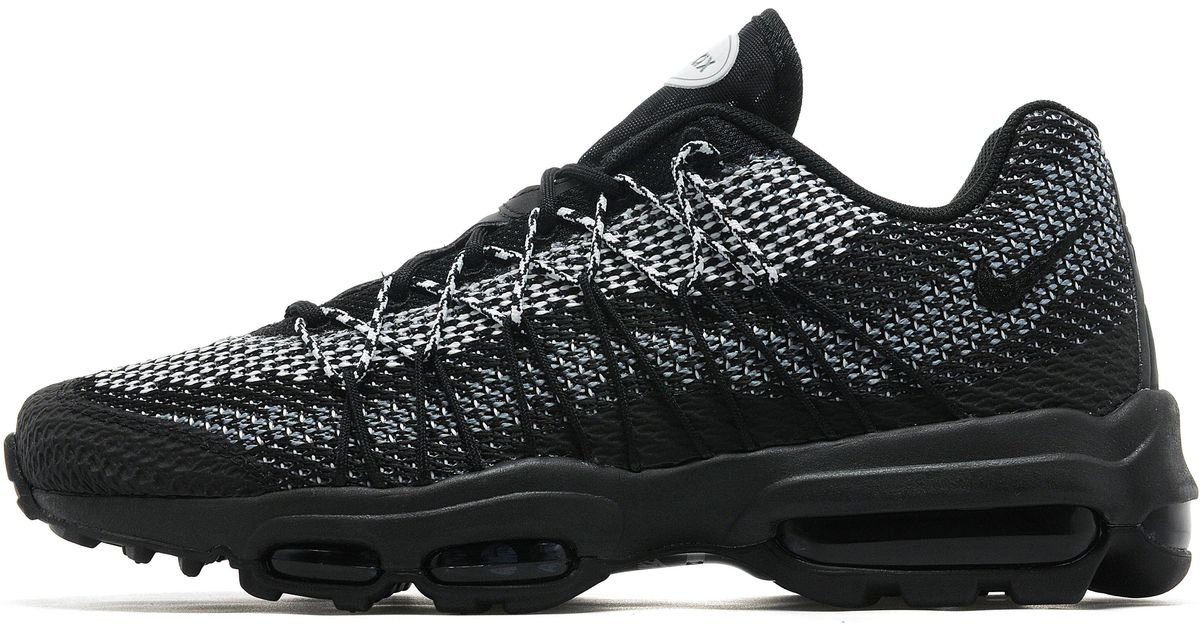 air max 95 ultra jacquard noir
