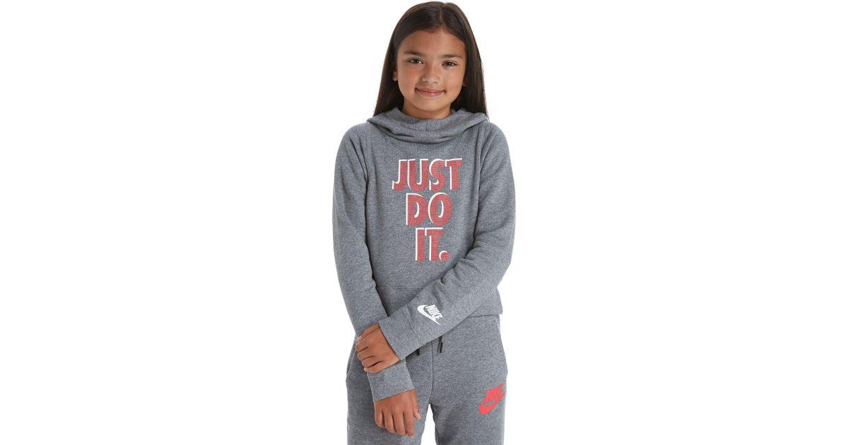 nike hoodie junior