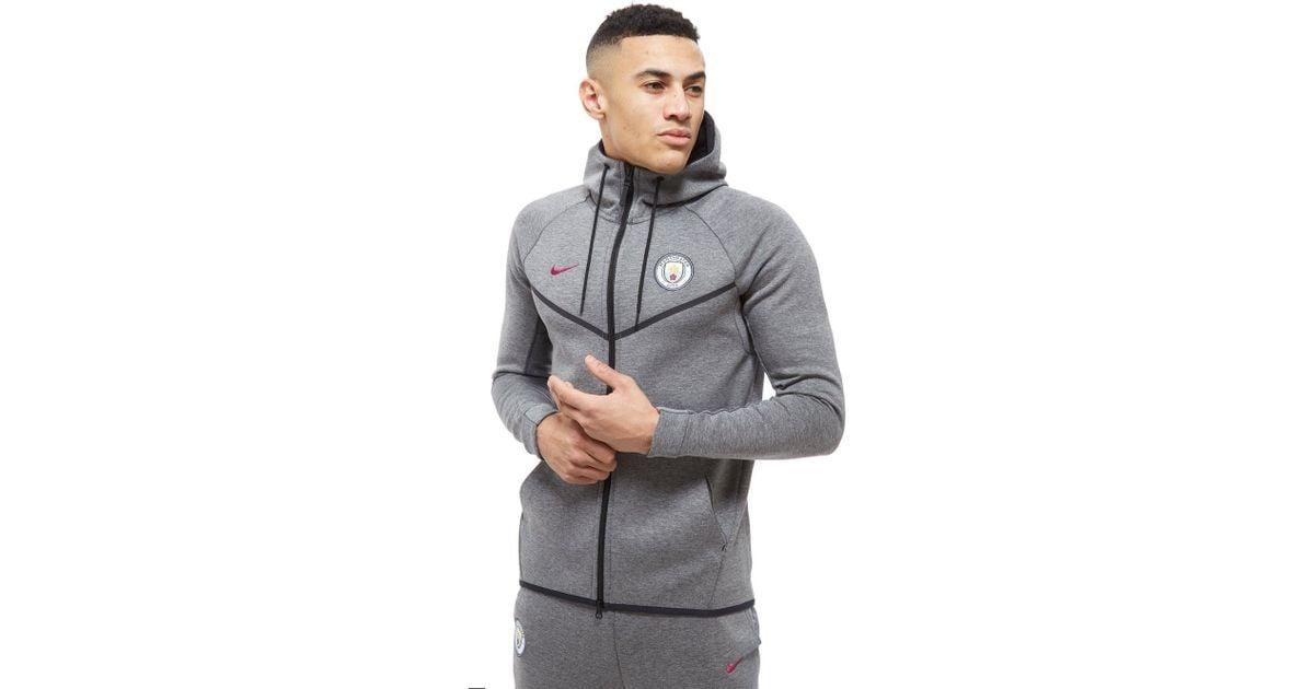 man city nike hoodie