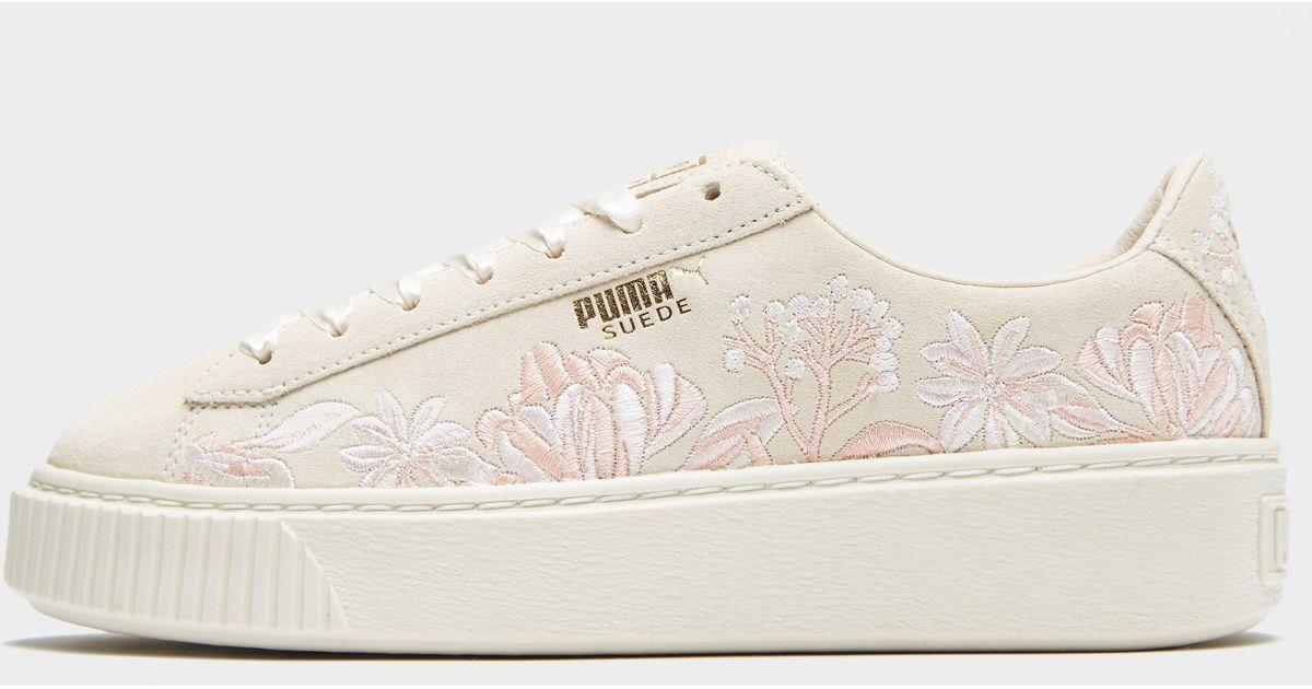 puma floral