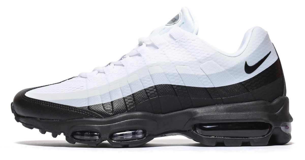 23c752ef9911b Lyst - Nike Air Max 95 Ultra Essential in White for Men
