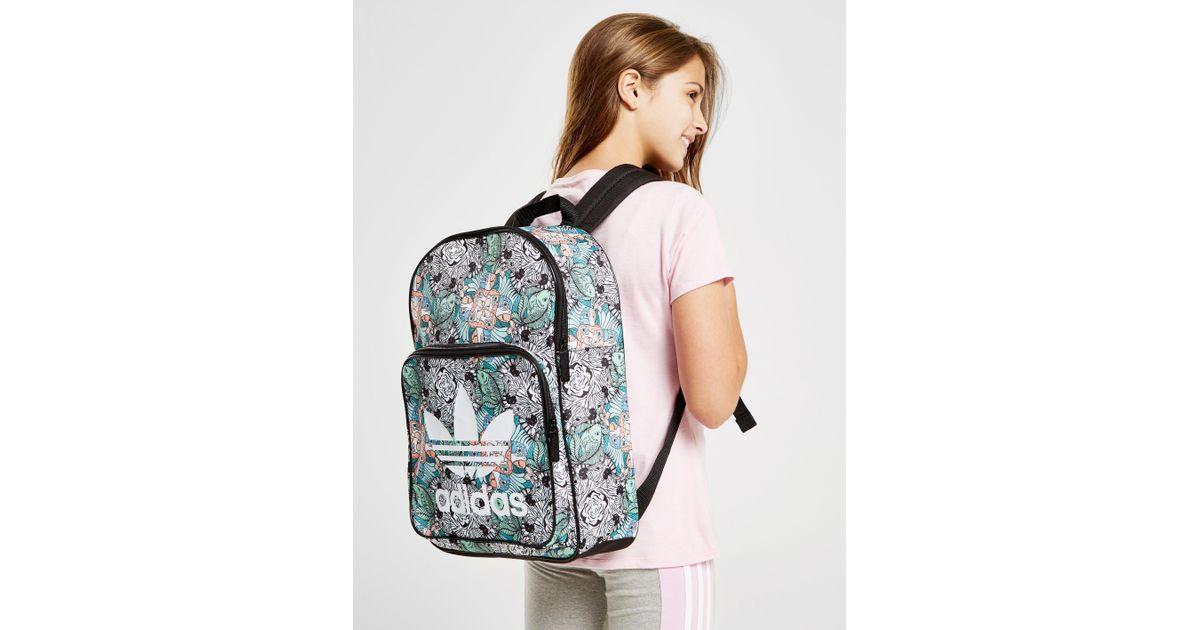 Adidas Originals Multicolor Classic Animal Backpack