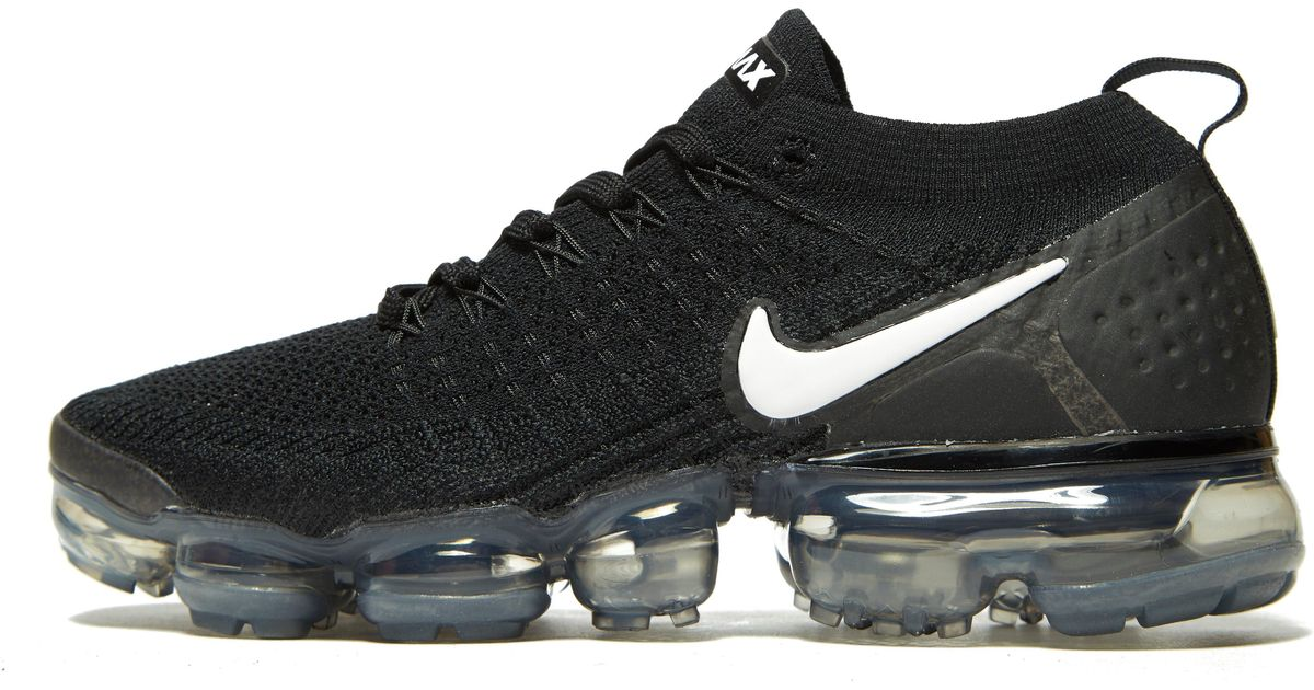 3bf75d57f8a54 Lyst - Nike Air Vapormax Flyknit 2 in Black for Men