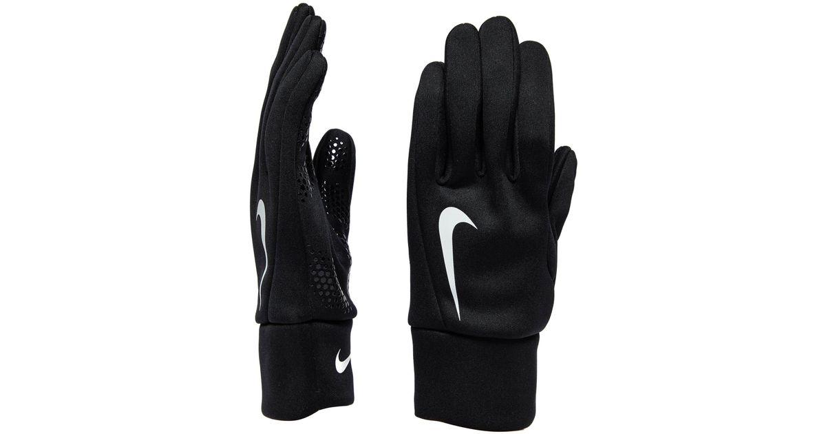 d2e9245a0b3d7 Lyst - Nike Hyperwarm Field Player Gloves in Black for Men