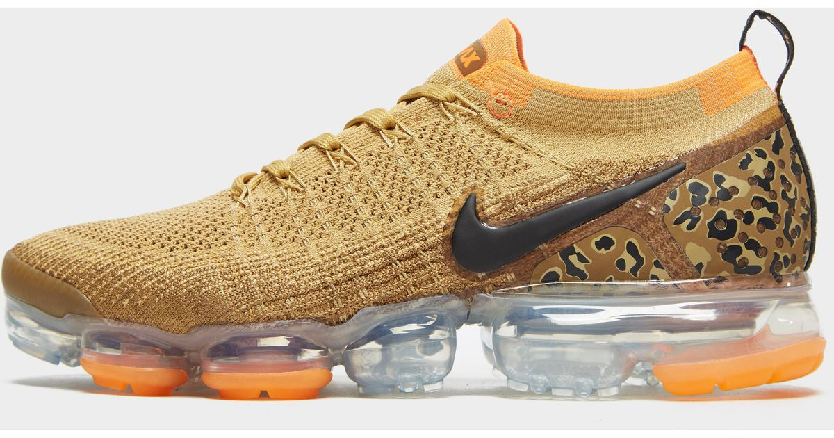 official photos 629ef 78c8a Nike Brown Air Vapormax Flyknit 2 for men