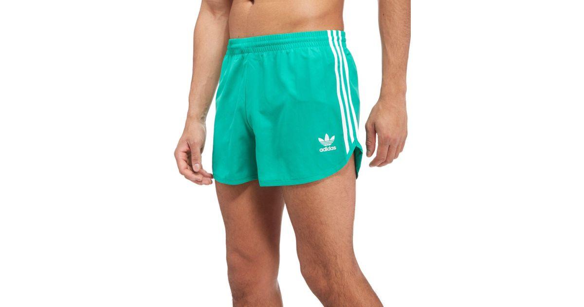 short football adidas
