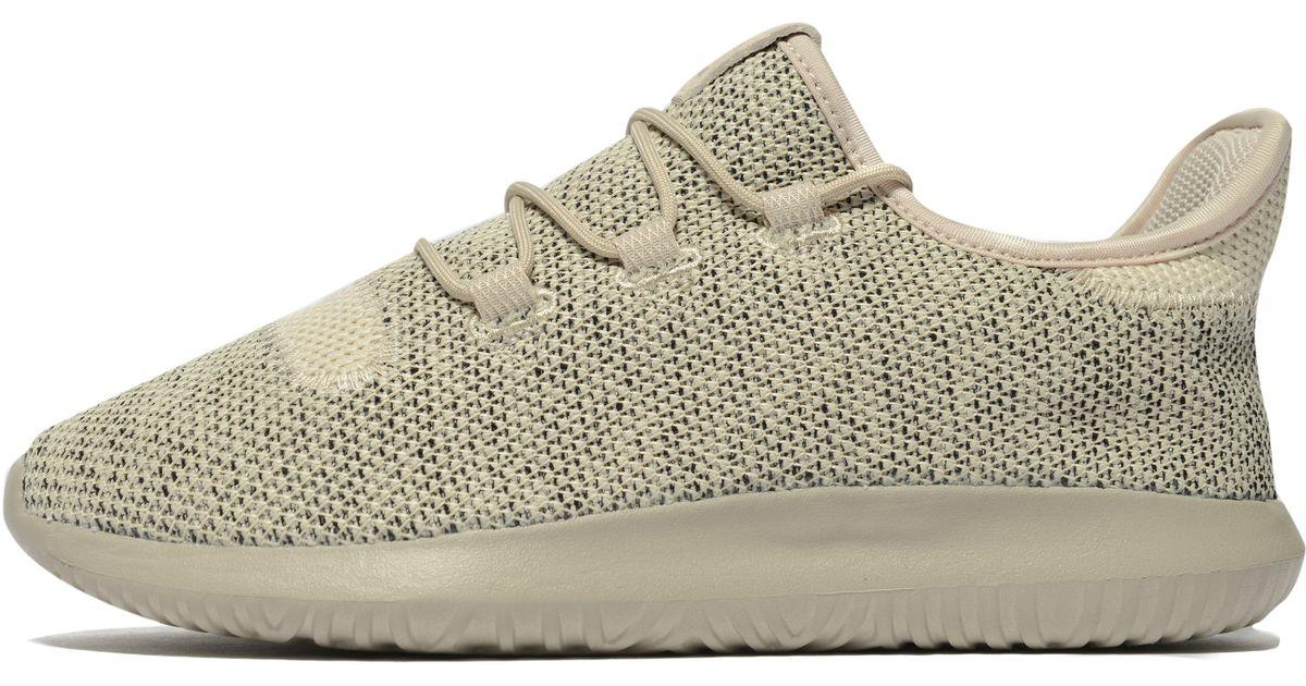 Lyst Adidas Originali Tubulare Bambini In Marrone Per Gli Uomini Ombra