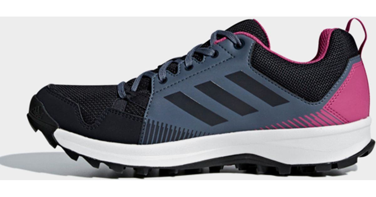 Adidas Blue Terrex Tracerocker Gtx Shoes