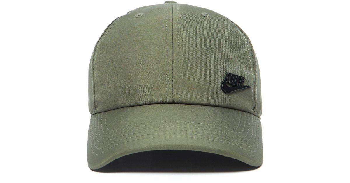 Nike H86 Futura Cap in Green - Lyst 3e971f59cfb2