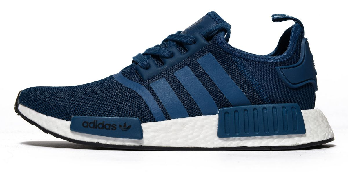 cheap for discount 35590 740a5 Adidas - Blue Nmd R1 for Men - Lyst