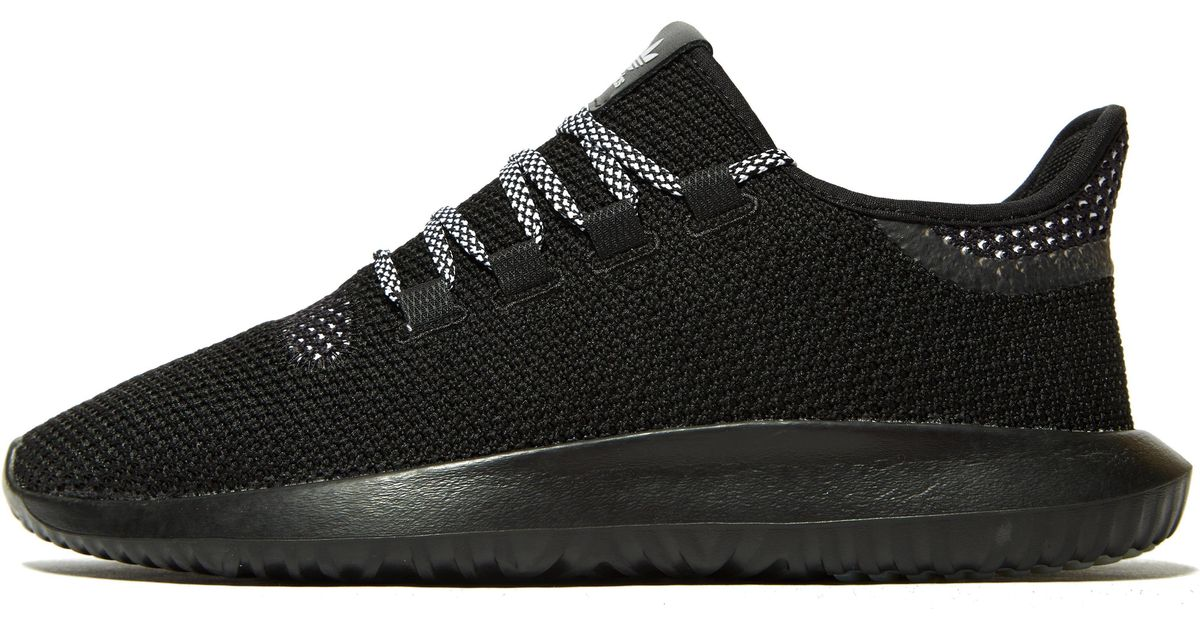 Adidas Originals Rubber Tubular Shadow Knit Ii In Black For Men Lyst