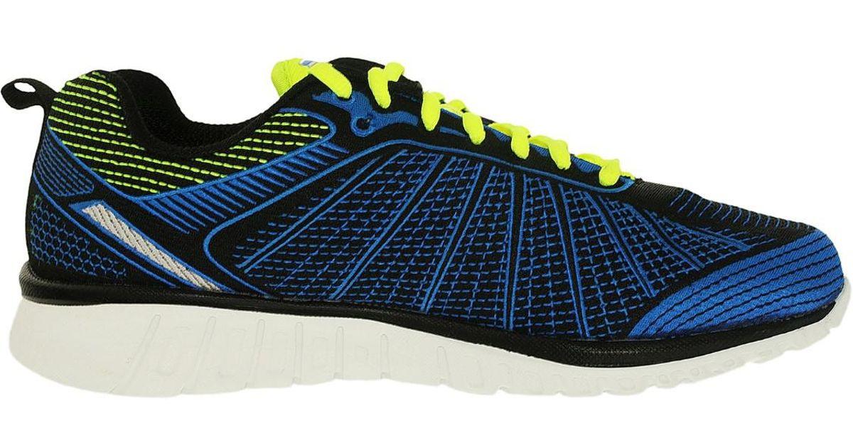 5fd0f2ad2872 Lyst - Fila Speedweave Run Ii Ankle-high Running Shoe - 8m in Blue for Men