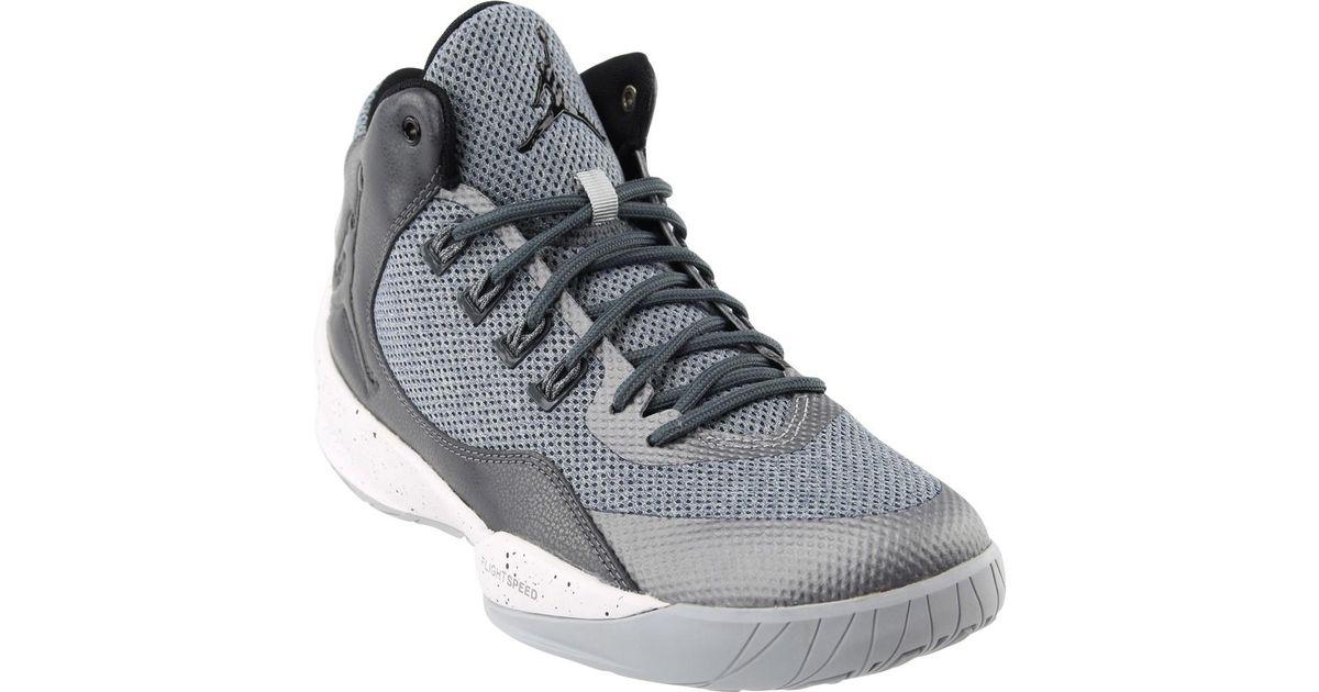 Lyst Nike Jordan Jordan Rising High 2 Wolf /black/dark Basketball