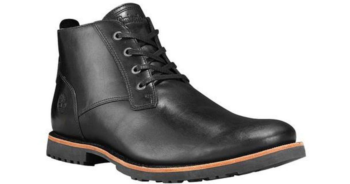 8c304a1d7b3 Timberland - Black Kendrick Chukka Boot for Men - Lyst