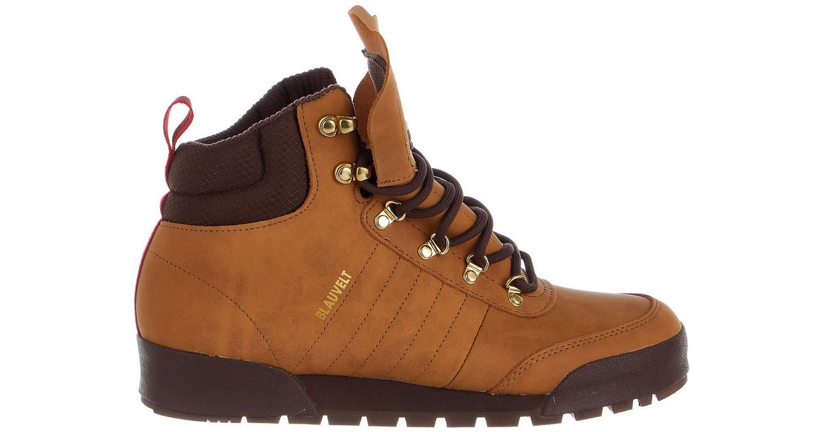 Lyst - adidas Skateboarding Jake Boot 2.0 - - - 10.5 in Brown for Men 143e7a09e