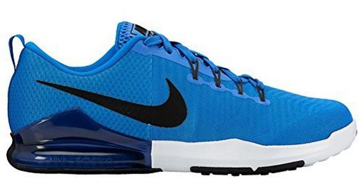 cae77a88bb97 Lyst - Nike Mens Zoom Train Action in Blue for Men