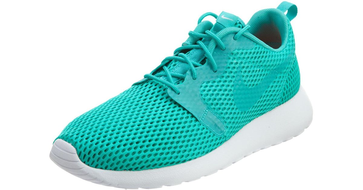 3a5bc4c73066 Lyst - Nike Roshe One Hyp Br Clear Jade clear Jade white Running Shoe 8.5  Men Us
