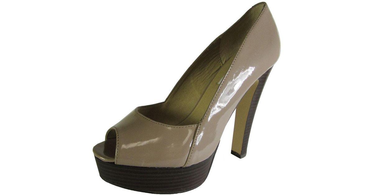 a248c461efb Lyst - Steve Madden Women  p-rossi  Platform Pump Shoe
