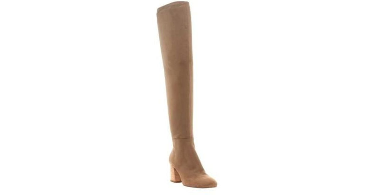 d510baa3c20 Lyst - Vince Camuto Kantha Over The Knee Boot in Brown