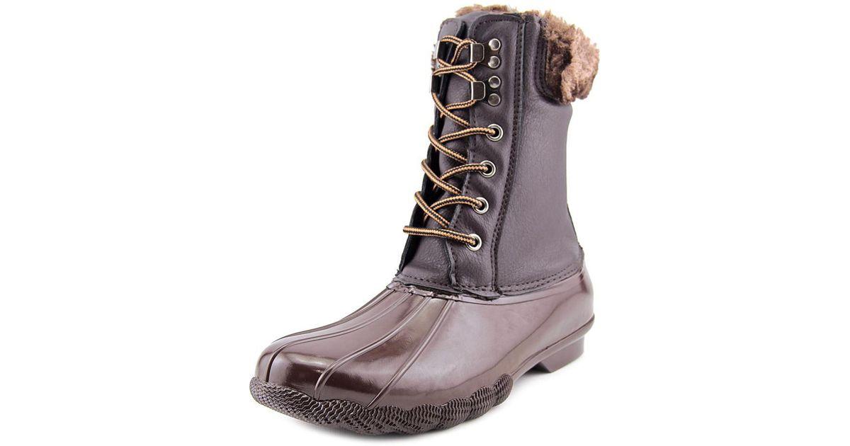 Lyst Steve Madden Tstorm Damens Us 8 8 Us Braun Rain Boot in Braun 243b81