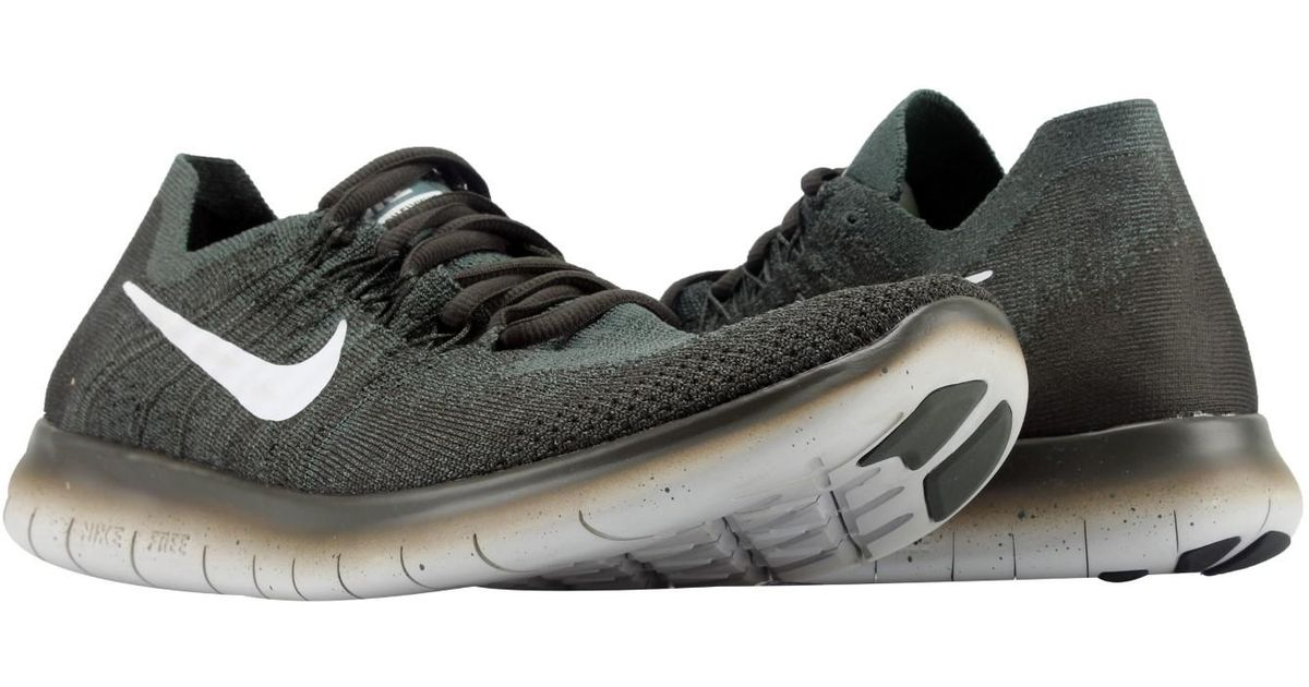 d0f377209c6c6 Lyst - Nike Free Rn Flyknit 2017 Vintage Green platinum Running Shoes  880843-300 for Men