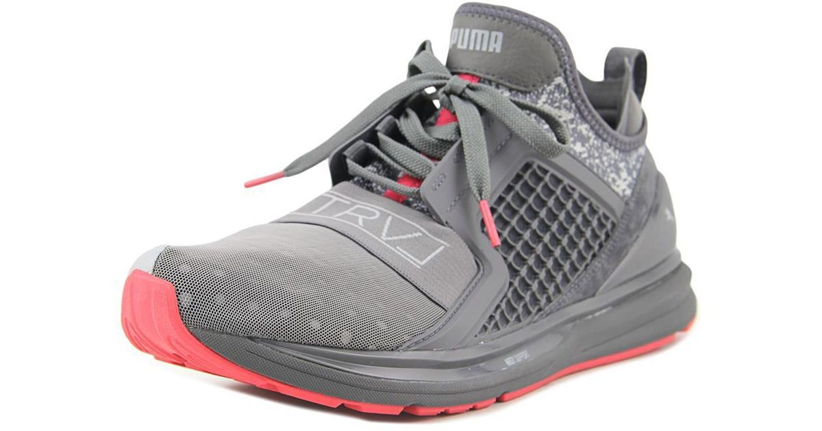 Lyst - PUMA X Staple Ignite Limitless Sneakers Shoes in Gray for Men 467c7c03b