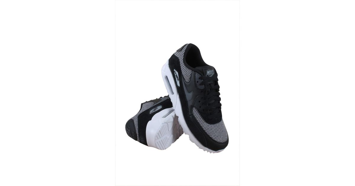 4bc36ddbc5 Lyst - Nike Air Max 90 Essential Black/dark Grey Dark Grey Running Shoe 10  Men Us in Gray for Men