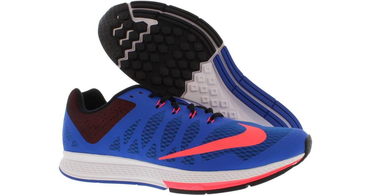 pretty nice c0bb4 ec724 Nike - Blue Zoom Elite 7 Running Shoes Size 10 for Men - Lyst