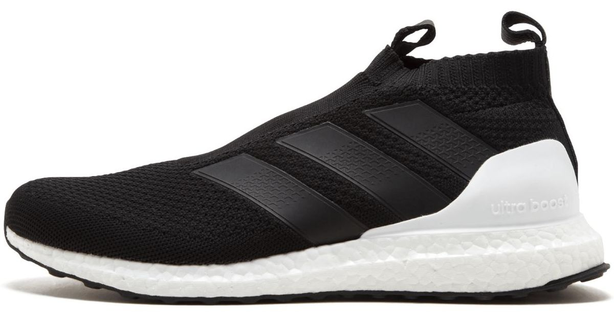 1015e1dc397e3 Lyst - adidas A 16+ Purecontrol Ultraboost Shoes in Black for Men